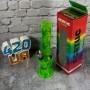 Бонг для курения 20 см Пришелец 420