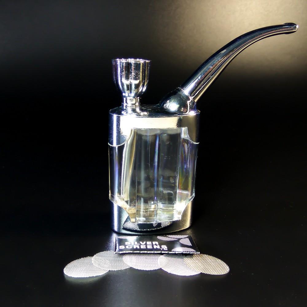 MOD 420 Прозрачный Бонг курительный