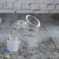 Стеклянная чаша Oil cut 14 мм для выпаривания бонга Quartz Bowl Banger