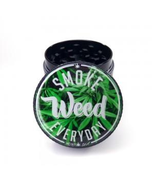 Карманный гриндер Smoke Weed Everyday 40 мм для измельчения травки