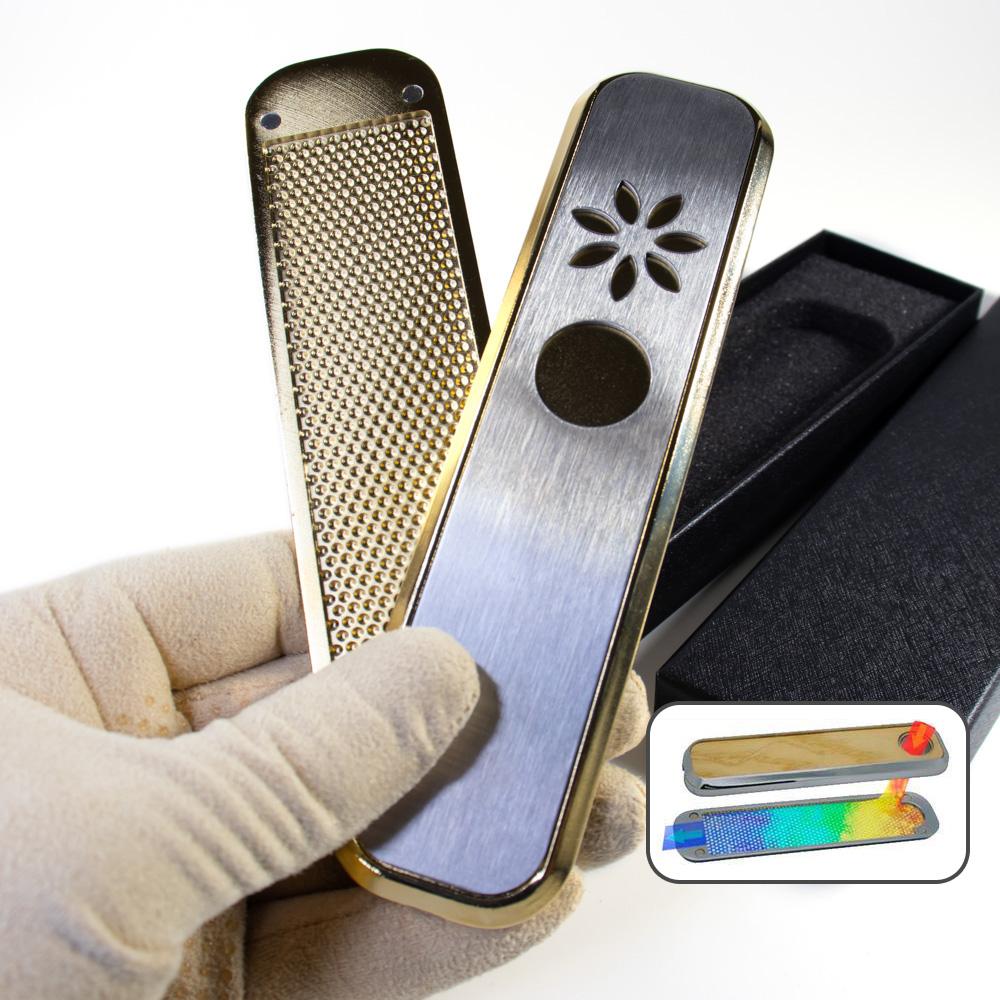Курительная трубка радиатор Genius Gold для курения