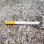 Пипетка Сигаретка алюминиевая стелс трубка для курения