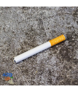 Пипетка Сигаретка алюминиевая стелс трубка для 420 курения