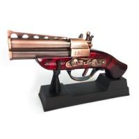 Коллекционная Зажигалка пистолет Мушкет