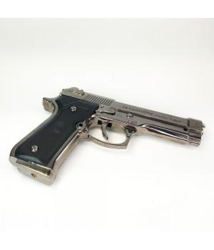 Зажигалка Пистолет Beretta M9 Газовая с турбонаддувом