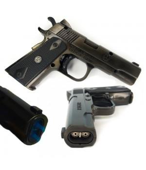 Зажигалка Пистолет Ruger SR1911 с двойным турбо пламенем