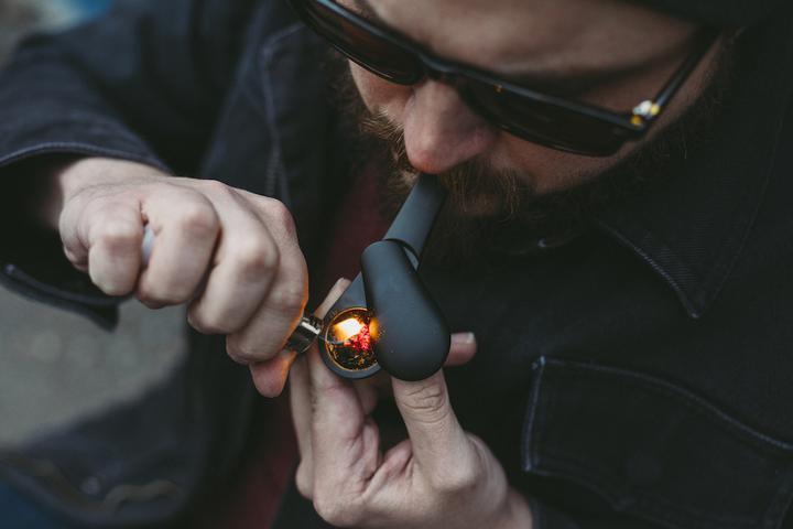 Разборная курительная трубка Journey с кейсом